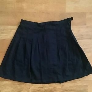 Lands End skirt